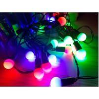 Гирлянда «Шарики» 20 LED