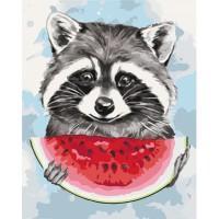 Картина по номерам Летние вкусняшки