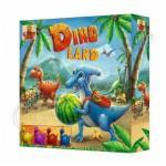 """Настольная игра """"Dino Land"""""""