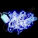 Гирлянда 100 Led Синяя