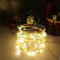 Гирлянда роса, (30 LED) 2 режима свечения, от батареек