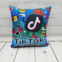 Подушка декоративная TikTok STAR