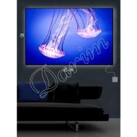 Картина с подсветкой «Танец морских медуз»