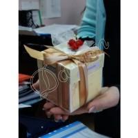 Поздравительная коробочка К1