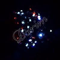 Гирлянда Рубин 100 LED Мульти