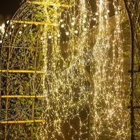 Гирлянда Роса (Белый теплый) 300 LED