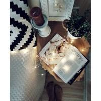 Гирлянда Роса (Белый холодный) 300 LED