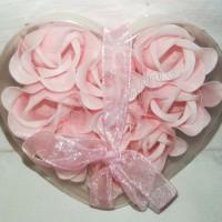 Мыло сувенирное «Розы» 11 см