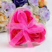 Мыло сувенирное «Розы» 7 см