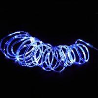 Гирлянда Xmas Star Light 12В, 5м (синяя)